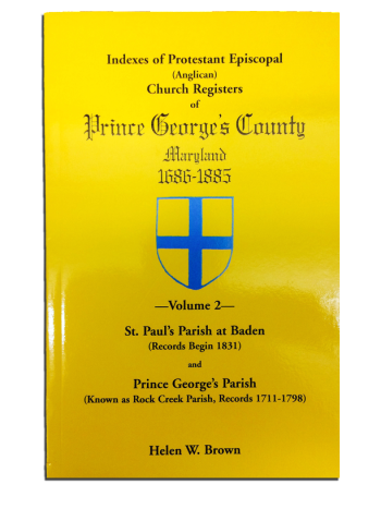 Church Registers Volume 2