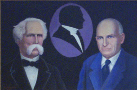 THREE AGRICULTURAL SCIENTISTS