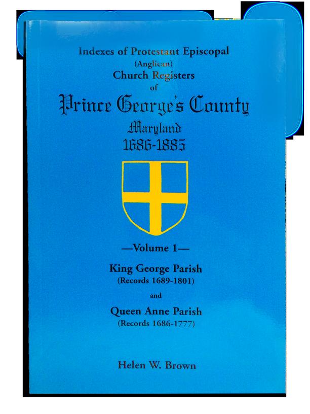 Church Registers Volume 1