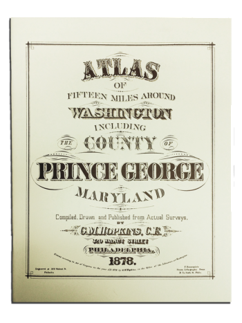 Prince George County Atlas